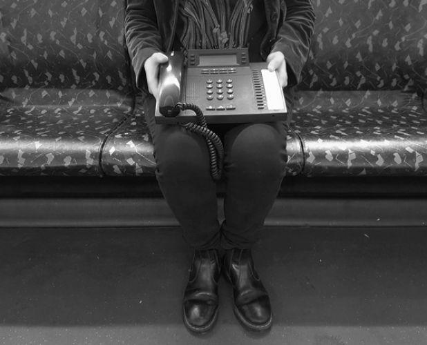 Ivana Papić: Berlin, obećani grad - izvještaj iz call centra (Umjetnički pojmovnik javnog prostora)