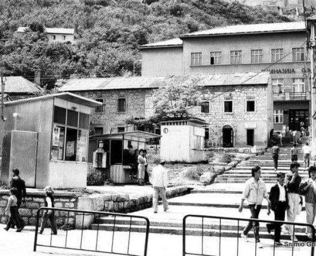 Demokratizacija kulture sjećanja - Zidne novine u Kninu