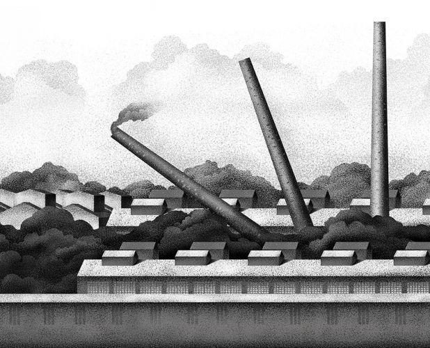 Kad ne dime tvornički dimnjaci – TEF (Umjetnički pojmovnik javnog prostora)
