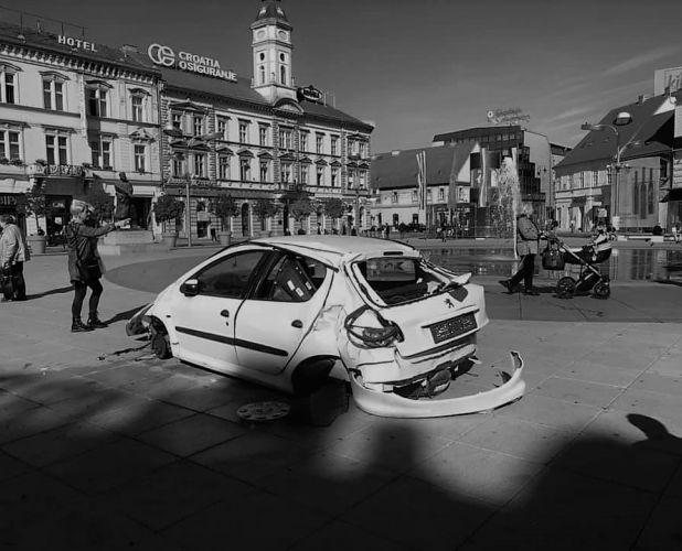 Vinko Vidmar: Karambol (Umjetnički pojmovnik javnog prostora u Osijeku)